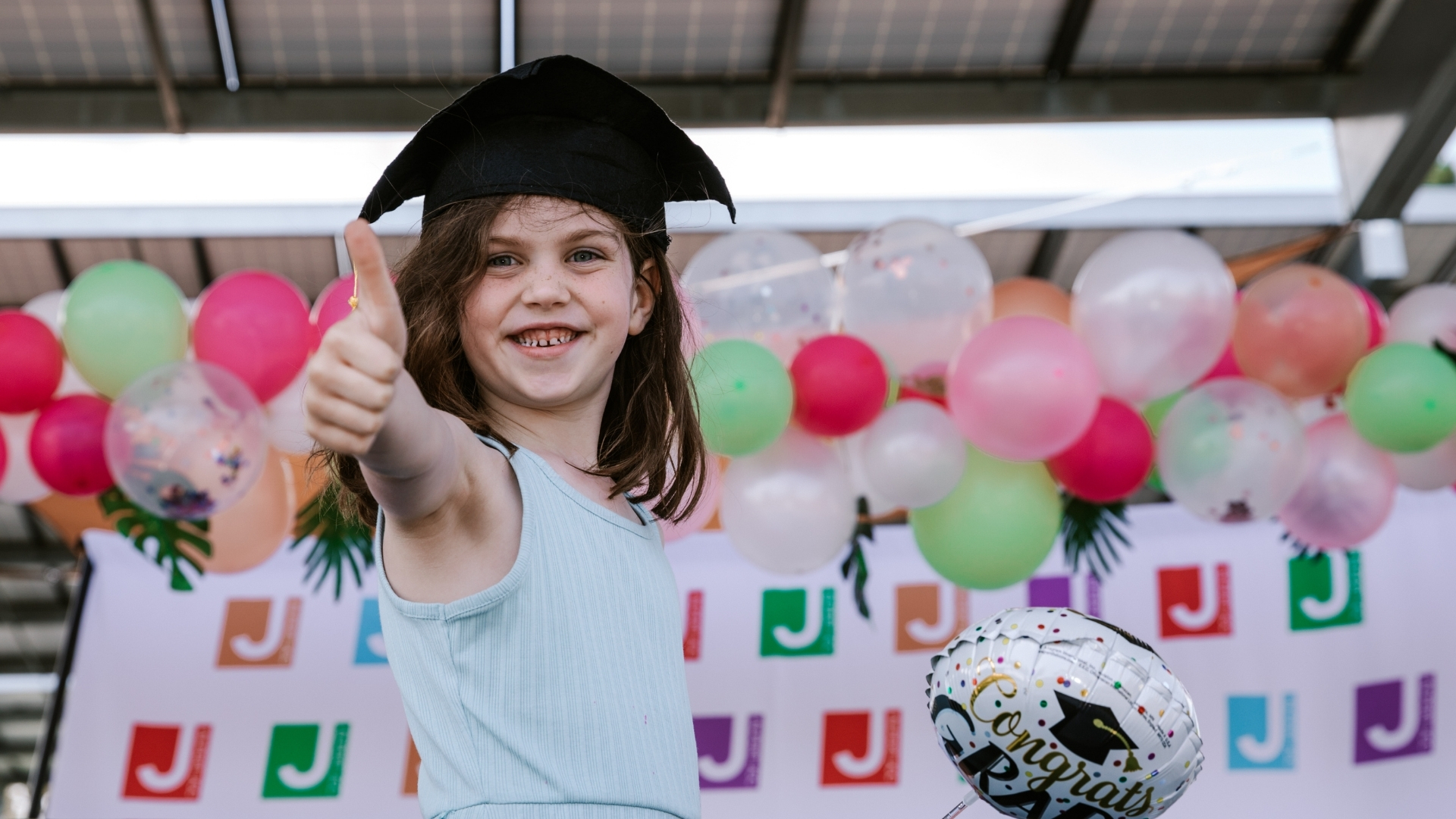 Hats off to our little graduates!