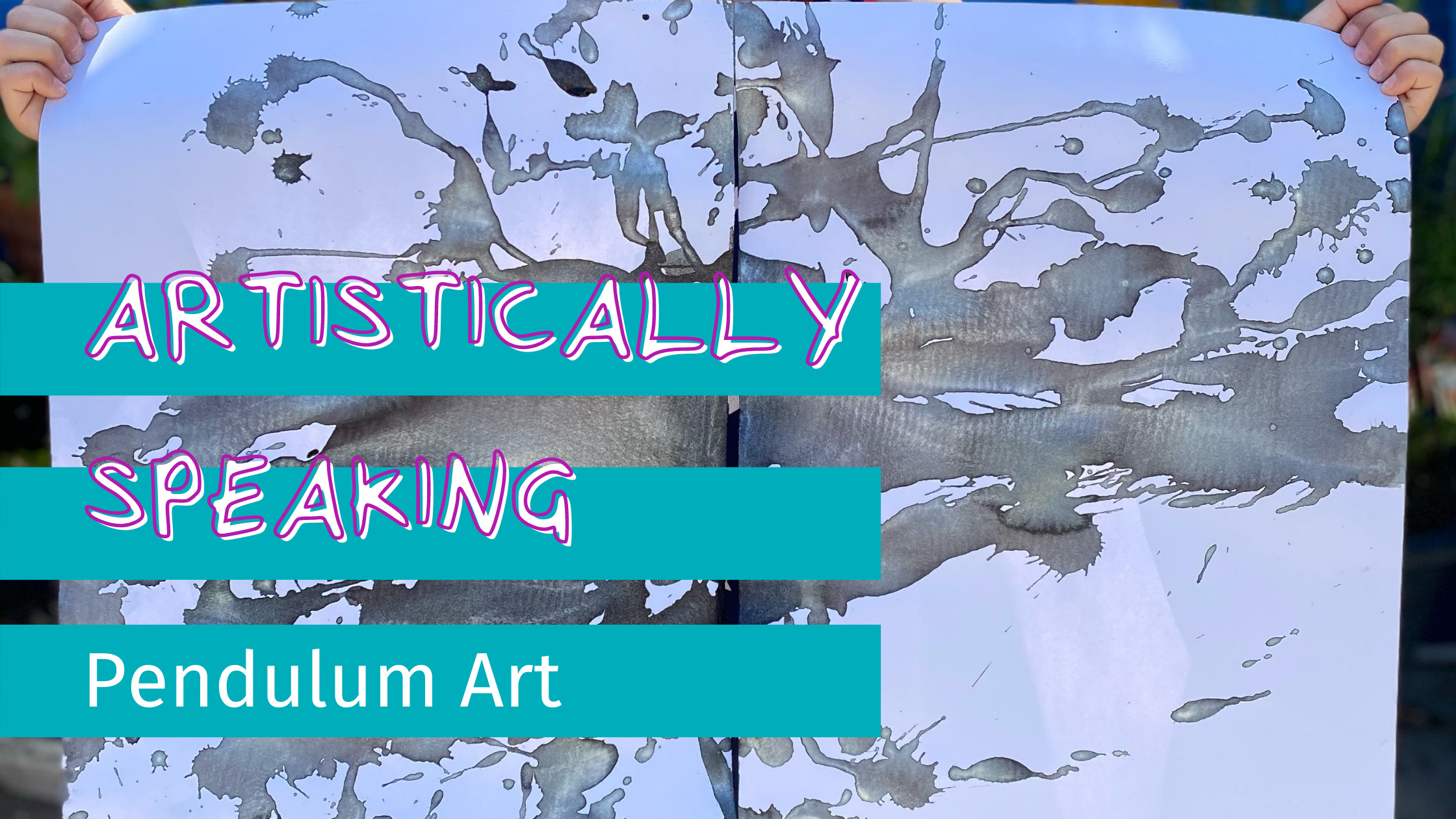 Artistically Speaking | Pendulum Art
